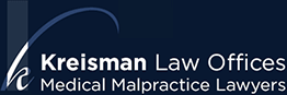 Logo of Kreisman Law Offices Medical Malpractice Lawyers